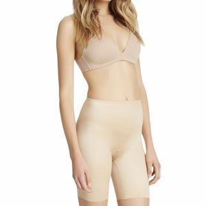 SPANX Slimplicity Mid-Thigh Shorts | large